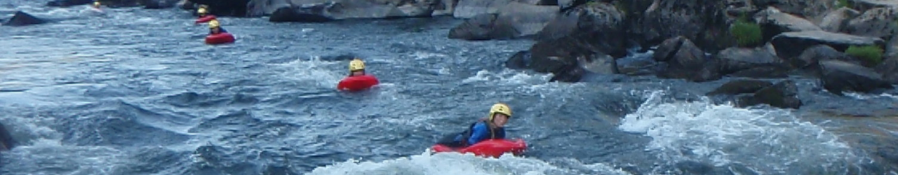 Hidro Speed, rafting, barranquismo